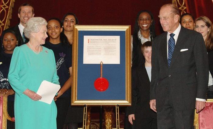 Duke of Edinburgh Awards 50th Anniversary
