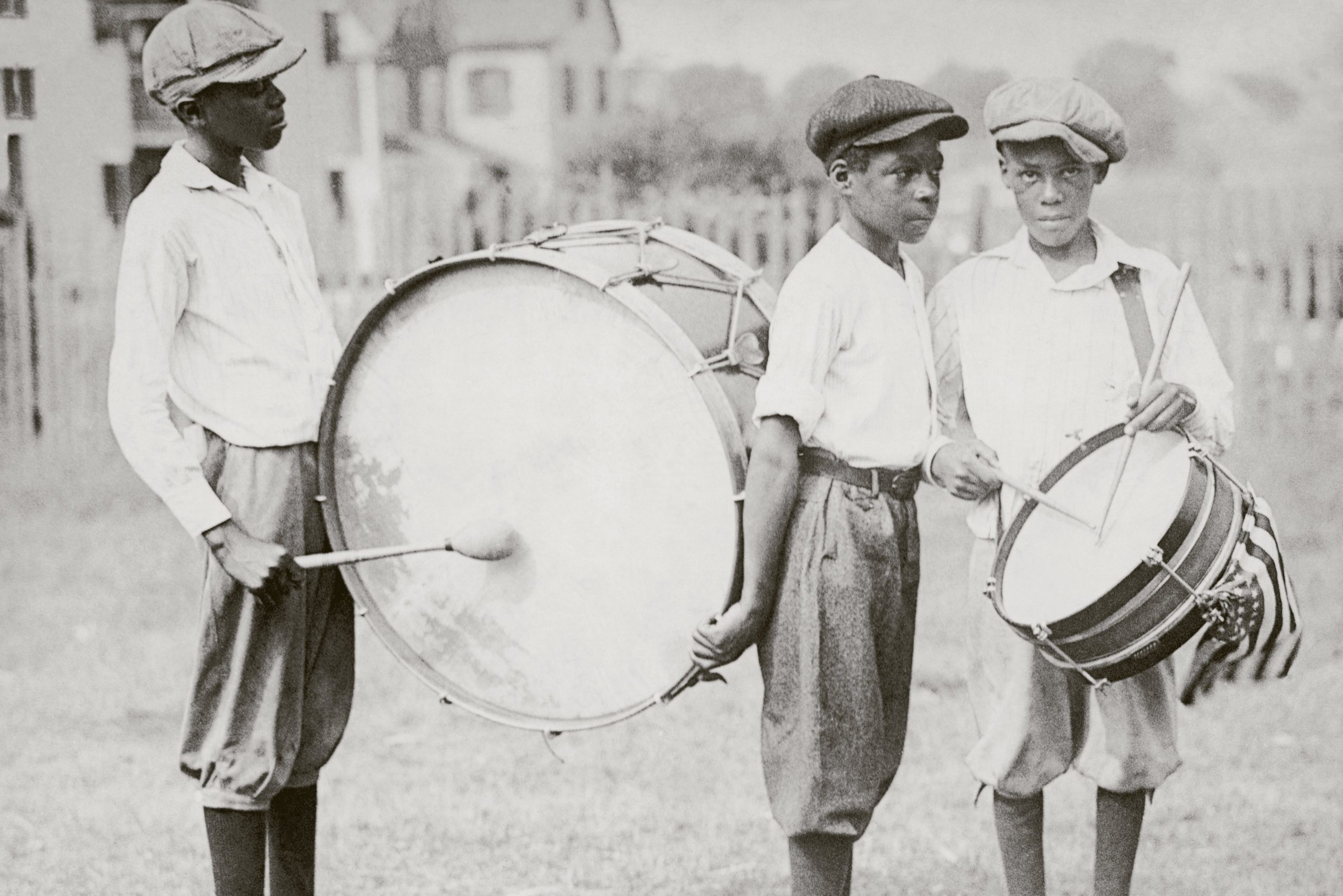 Fourth Of July Drummers