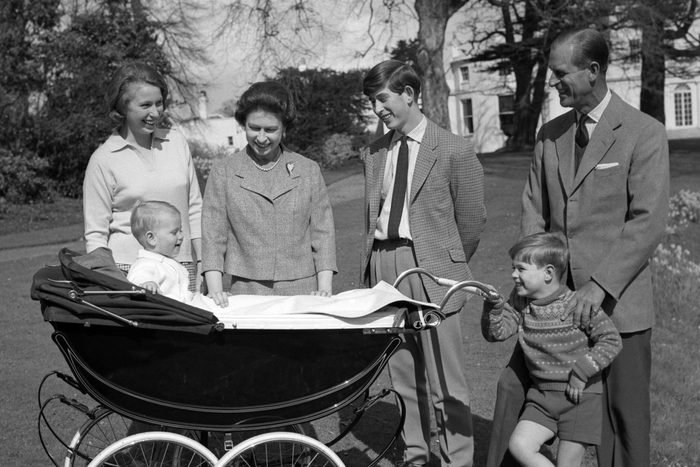 Royalty - 39th Birthday Celebration - Queen Elizabeth II - Frogmore House - Windsor