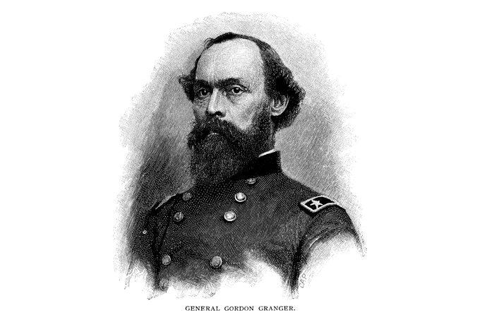 General Gordon Granger illustration