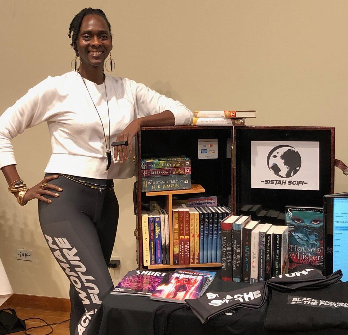 Sistah Scifi black owned book stores