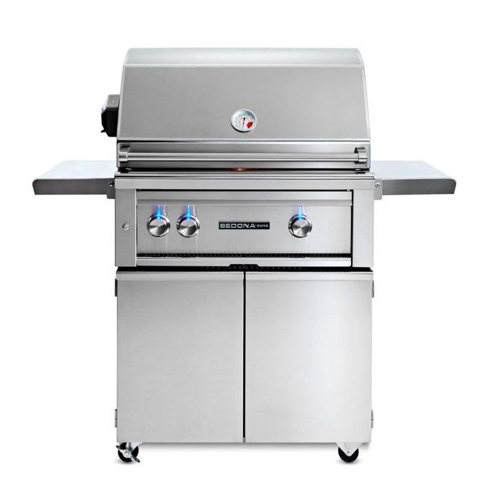 lynx grill