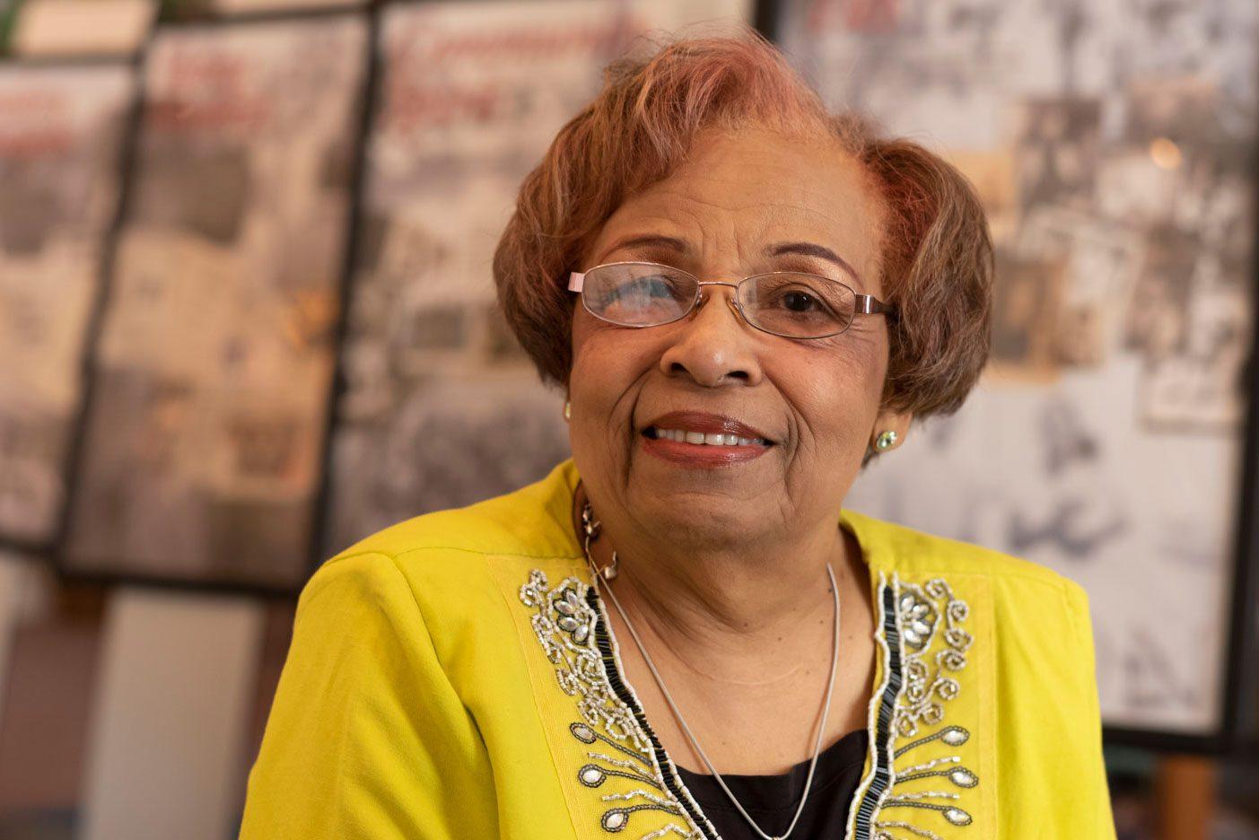Flonzie Brown Wright