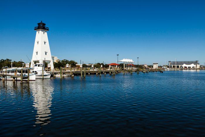 gulfport lighthouse