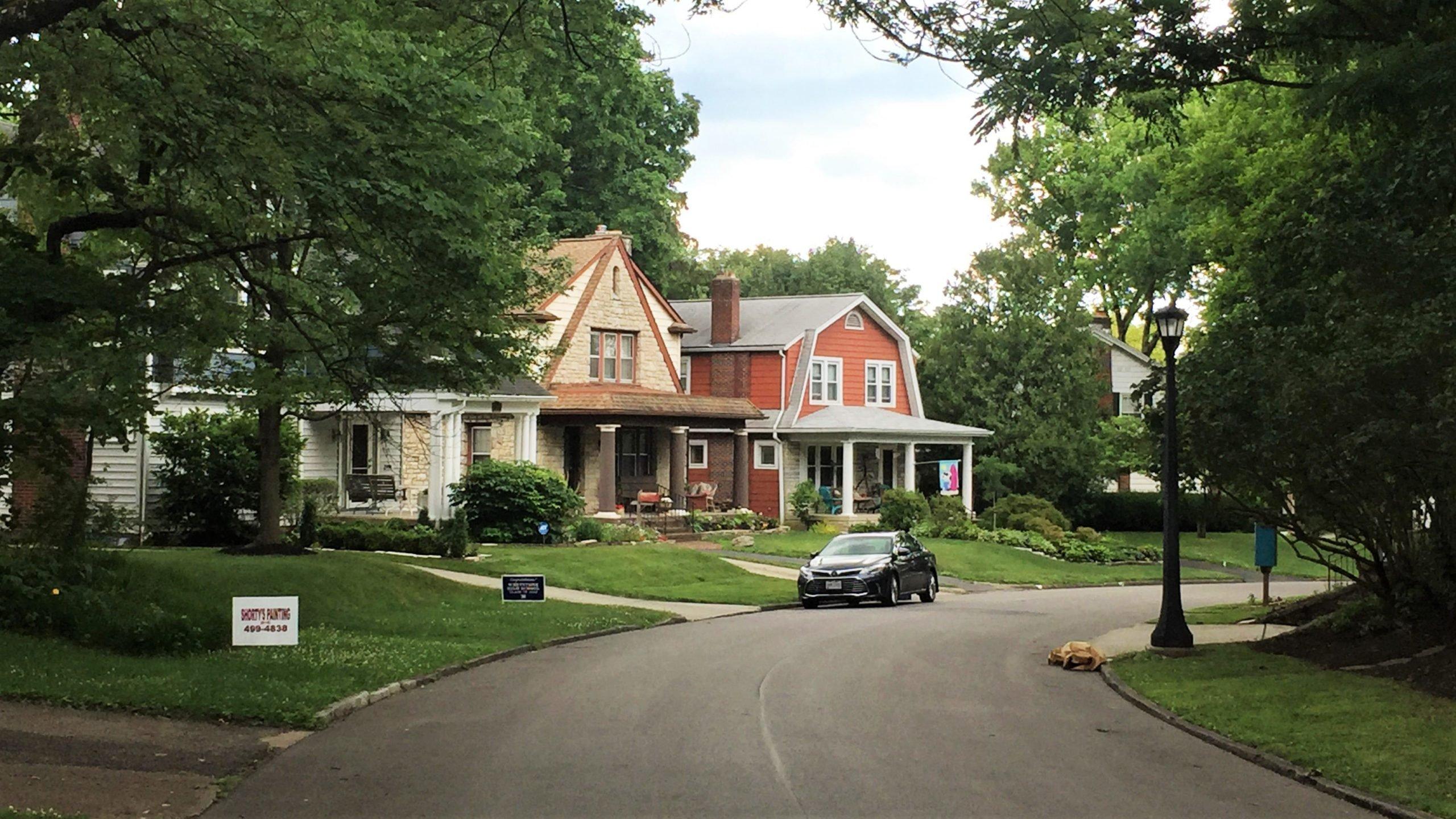 neighborhood in clintonville ohio