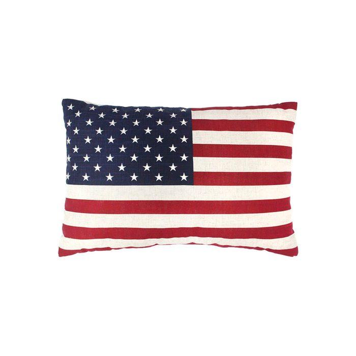 Oversize Flag Pillow