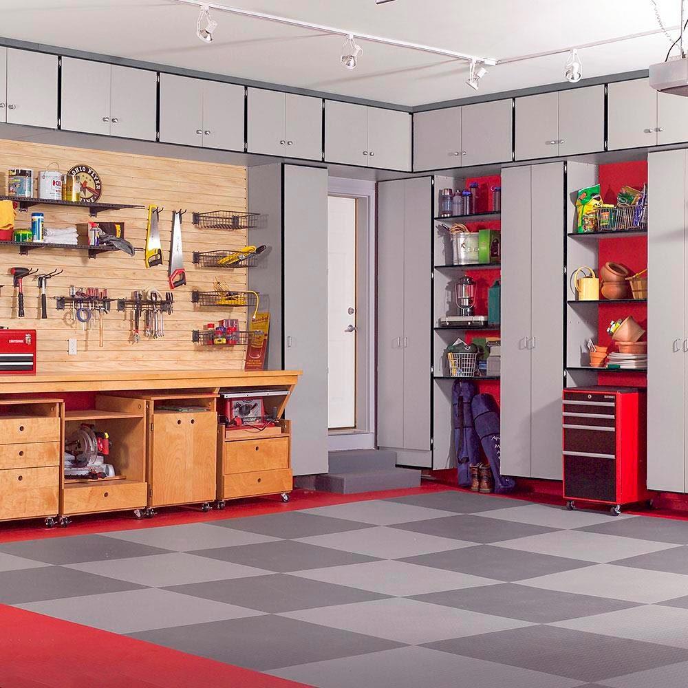 Add Garage Cabinets