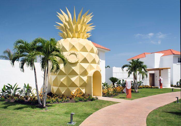 Punta Cana, Domican Republic spongebob suite