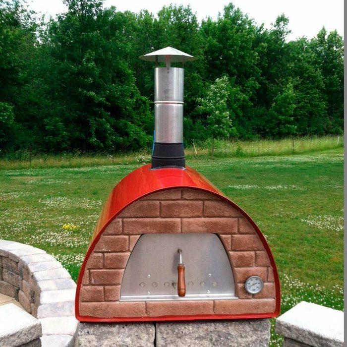portable patio oven