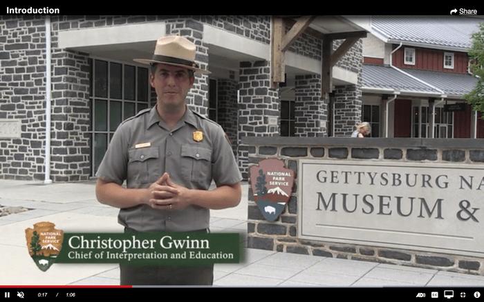gettysburg virtual tour introduction