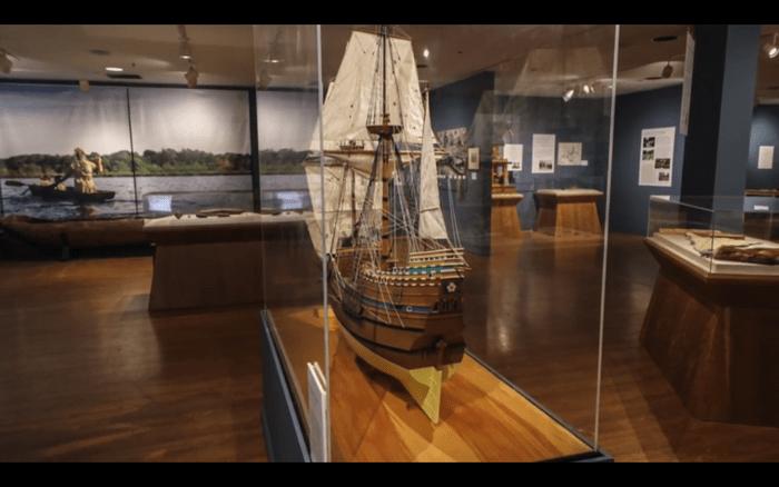 plymouth plantation exhibit virtual tour
