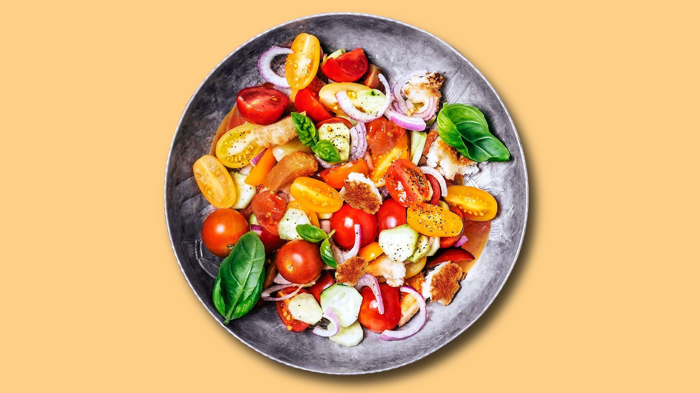 tomato salad inspiration