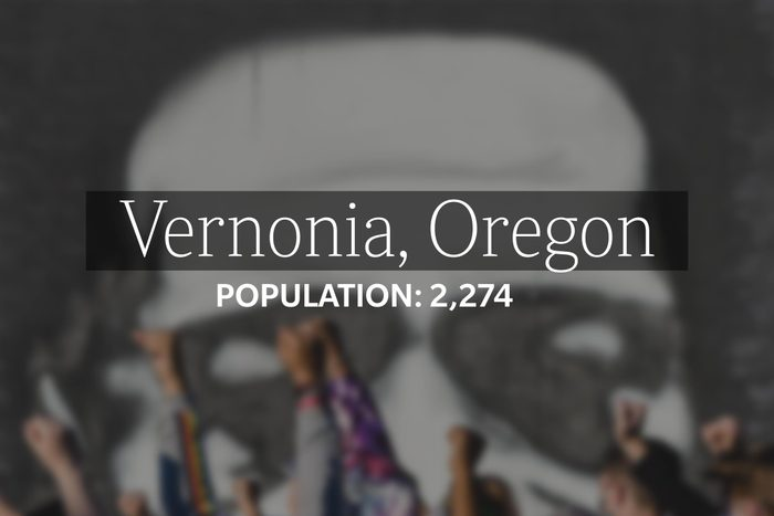 Vernonia, Oregon