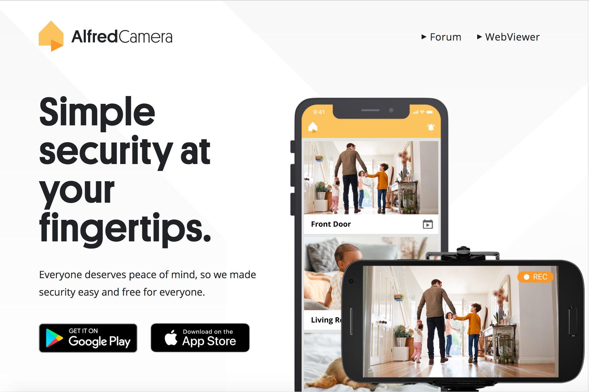 camera home security