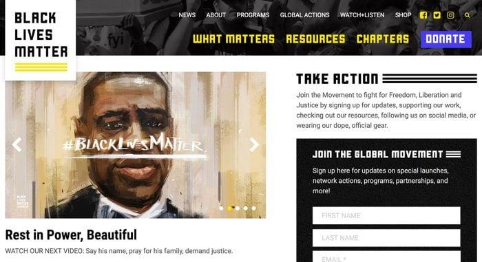 blacklivesmatter.com