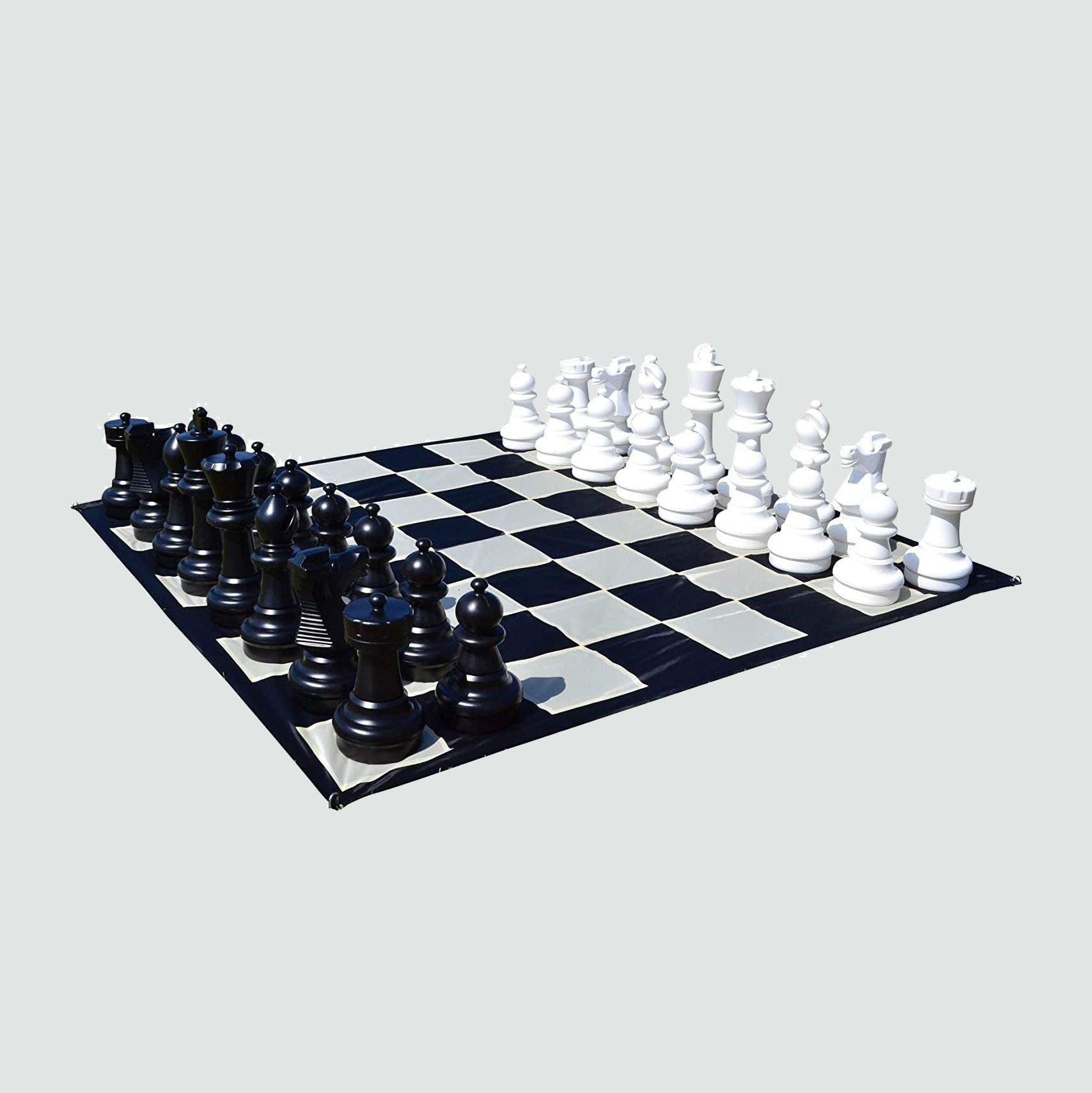 MegaChess Giant Oversized Premium Chess