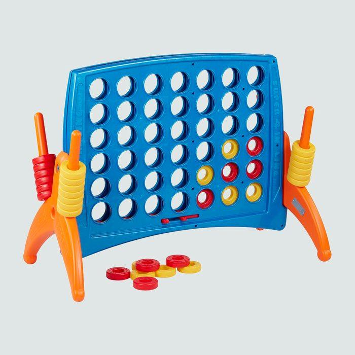 ECR4Kids Junior-4-To-Score In Line Board Game