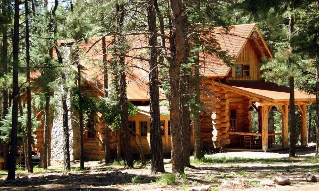 Corkins Lodge, near Chama, New Mexico