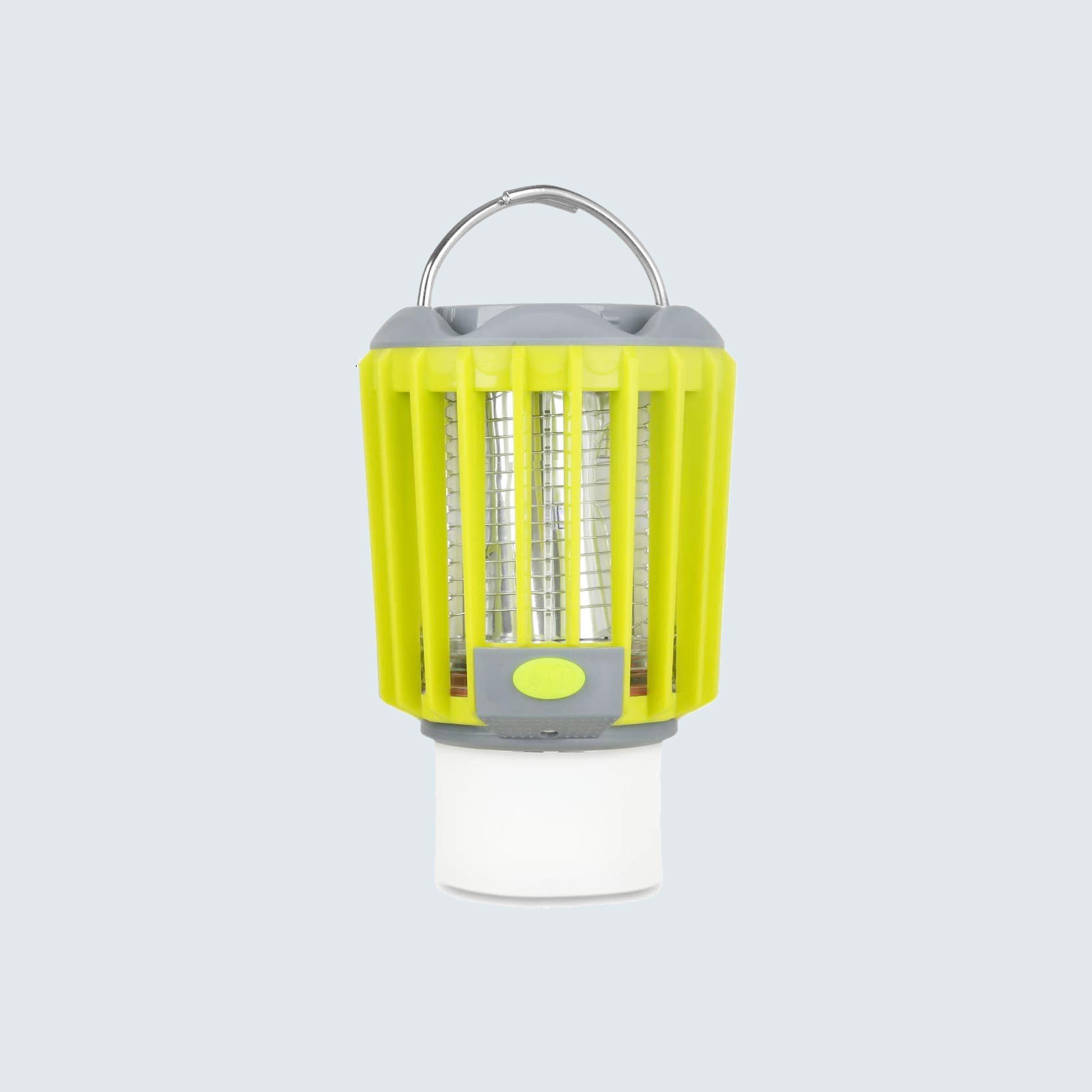 Eravsow Bug Zapper & LED Camping Lantern & Flashlight
