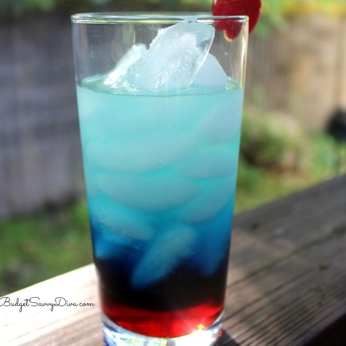 Firecracker Cocktail for 4th of july
