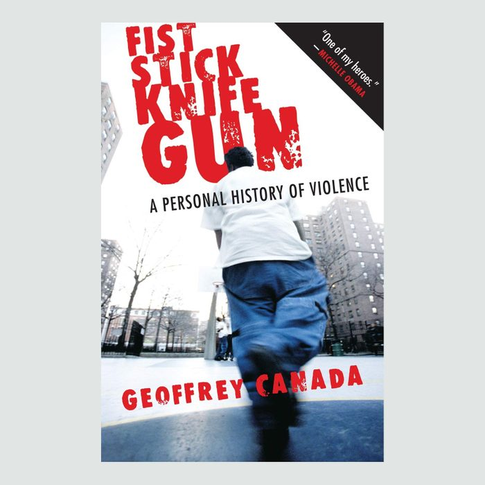 Fist, Stick, Knife, Gun: A Personal History of Violence
