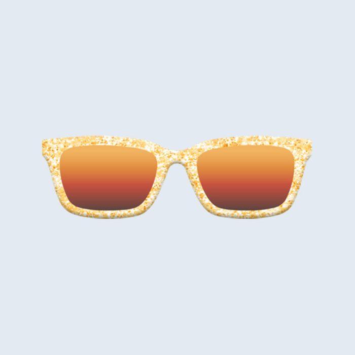 Pair Eyewear Customizable Sparkle Frames