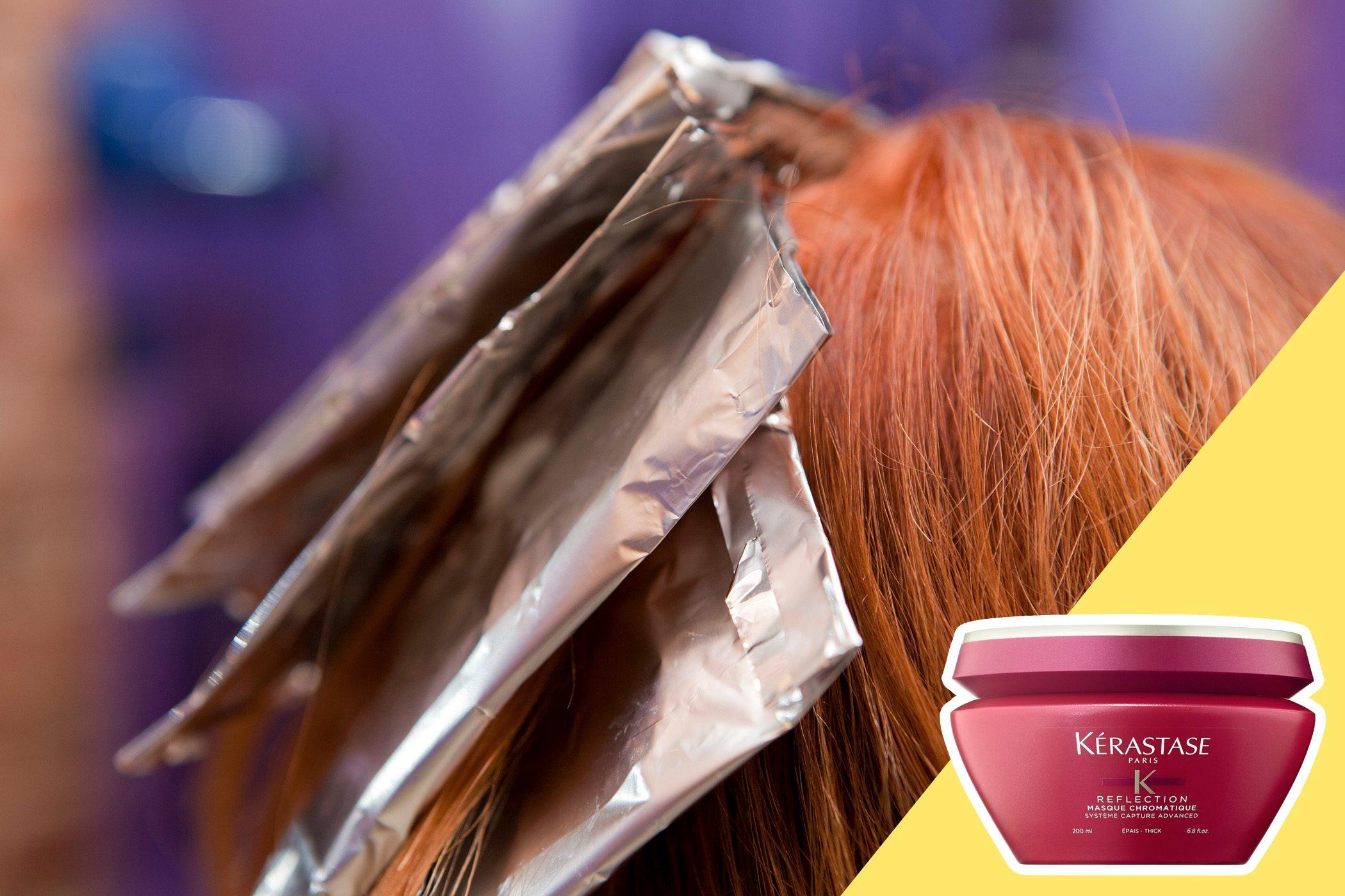 hair highlight foils