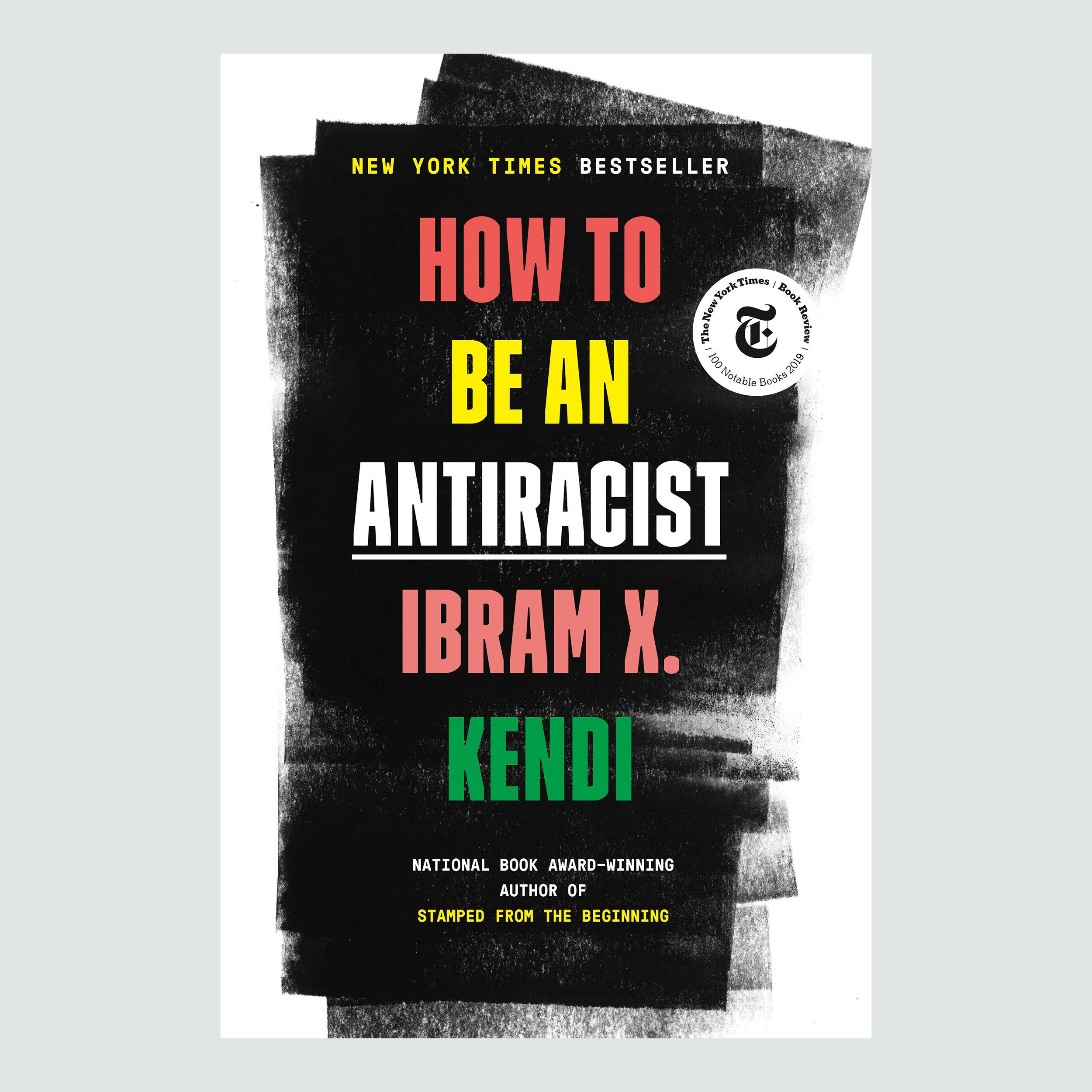 How to Be an Antiracist book