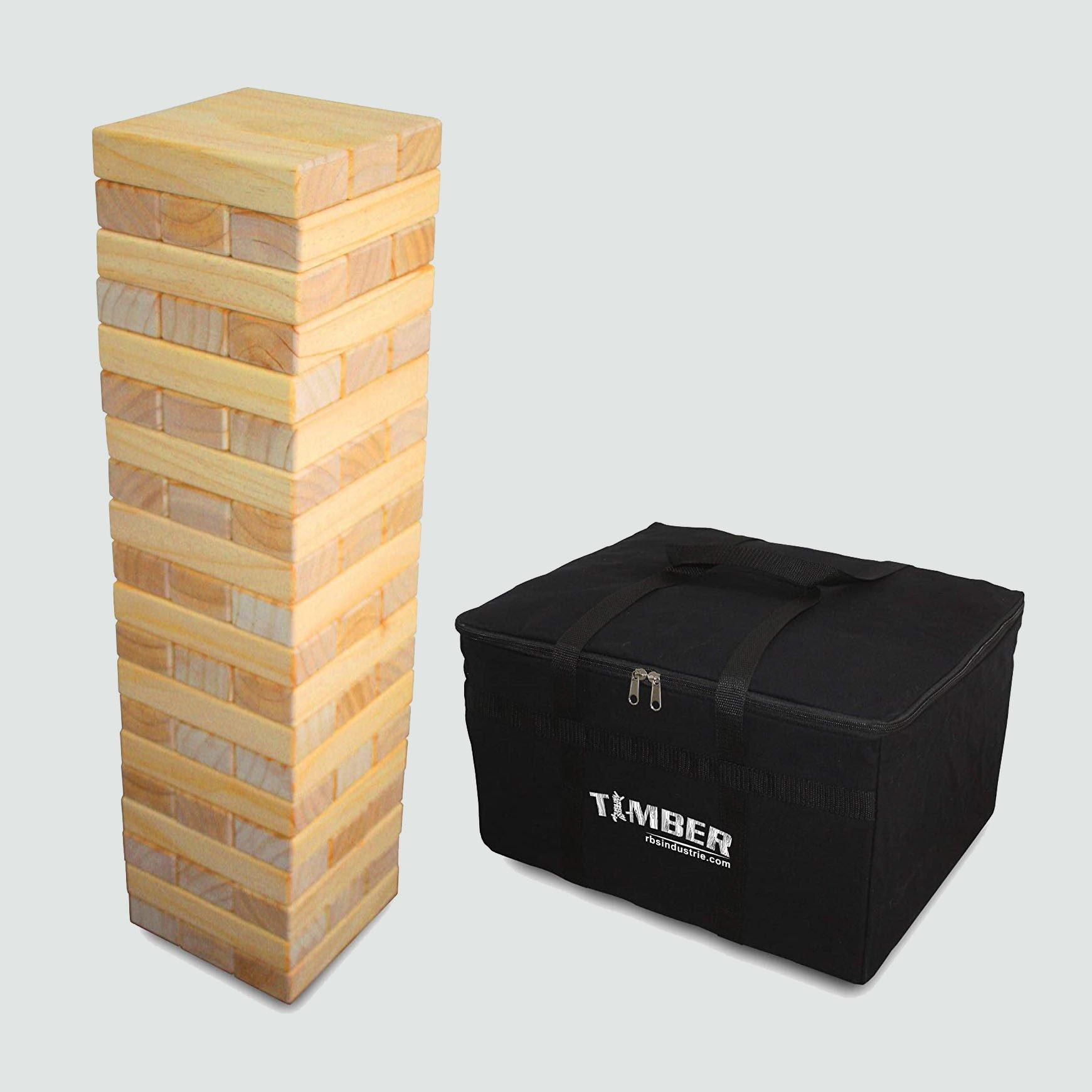 Giant Timber - Jumbo Size Wood Game