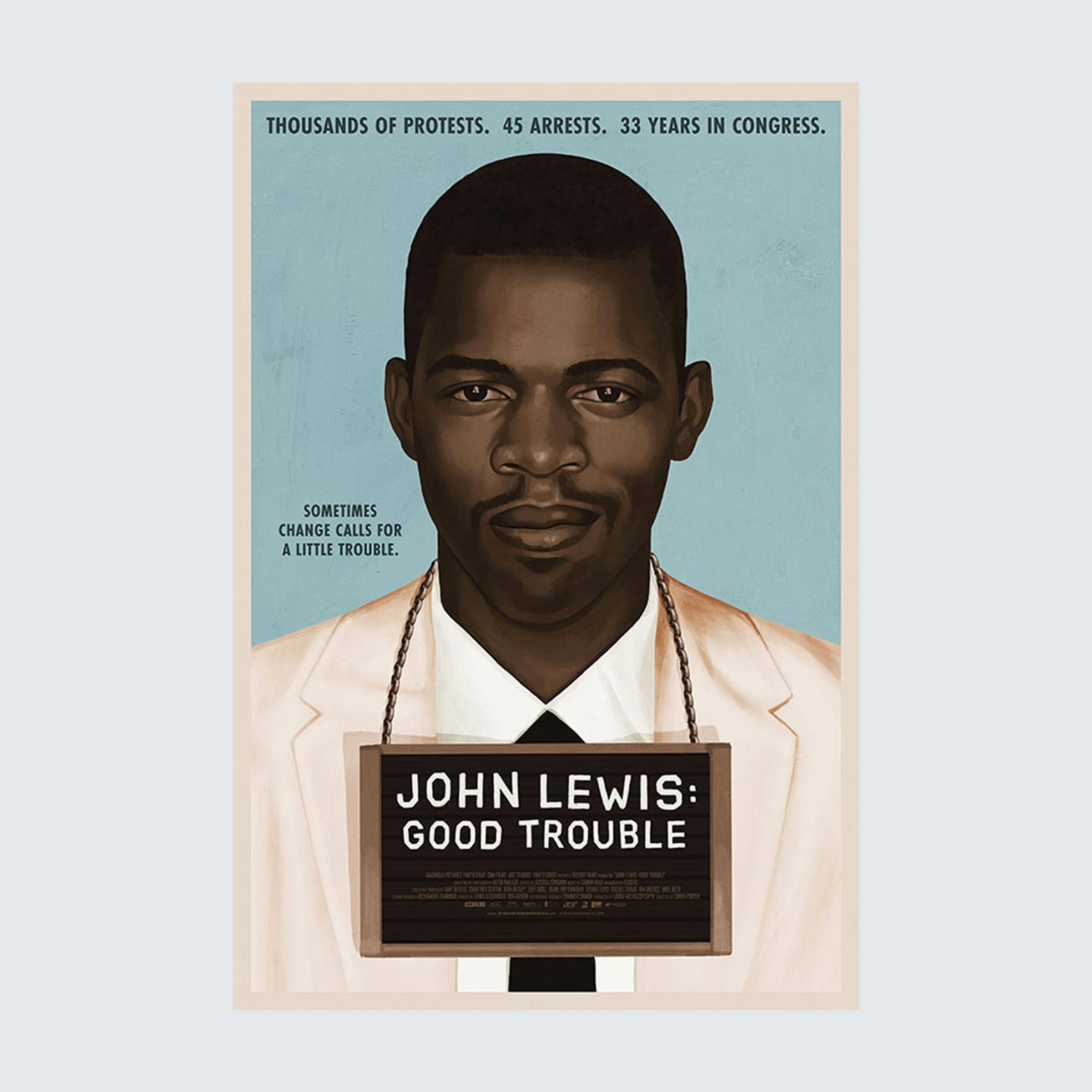 John Lewis - Good Trouble