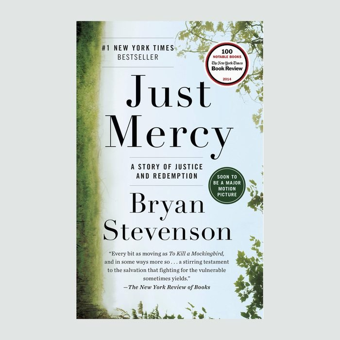 book Just Mercy: A Story of Mercy and Redemption
