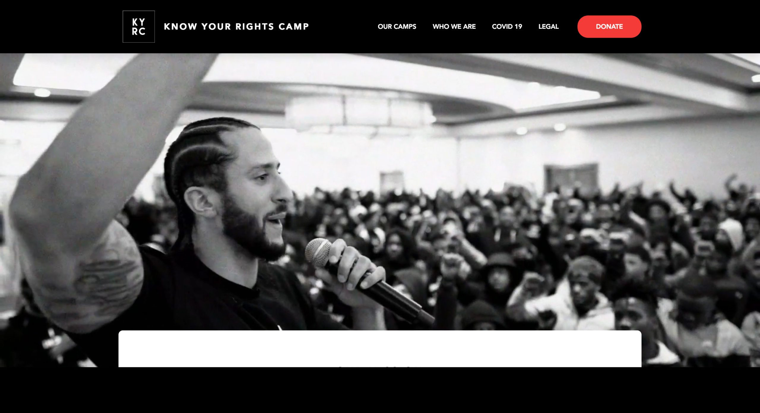 knowyourrightscamp.com
