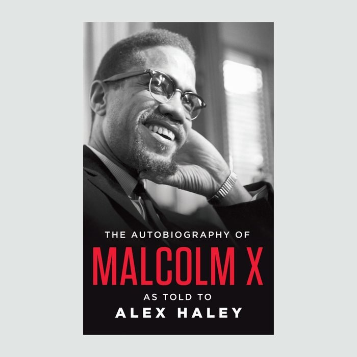 The Autobiography of Malcolm X book