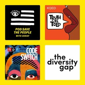 race podcasts racial podcasts black lives matter educate yourself