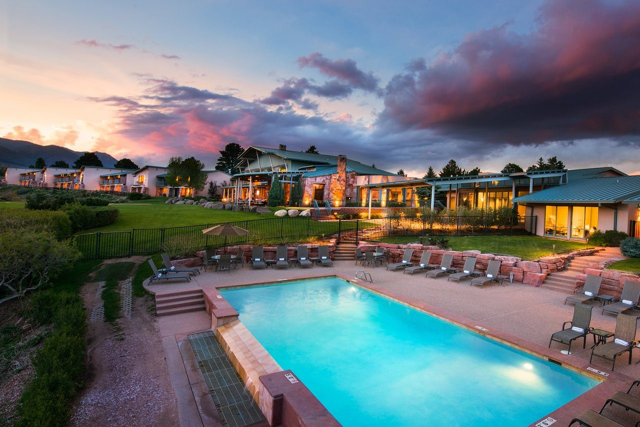 Garden of the Gods Resort and Club, Colorado Springs, Colorado