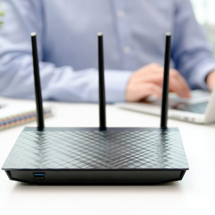 fast wi-fi router computer research
