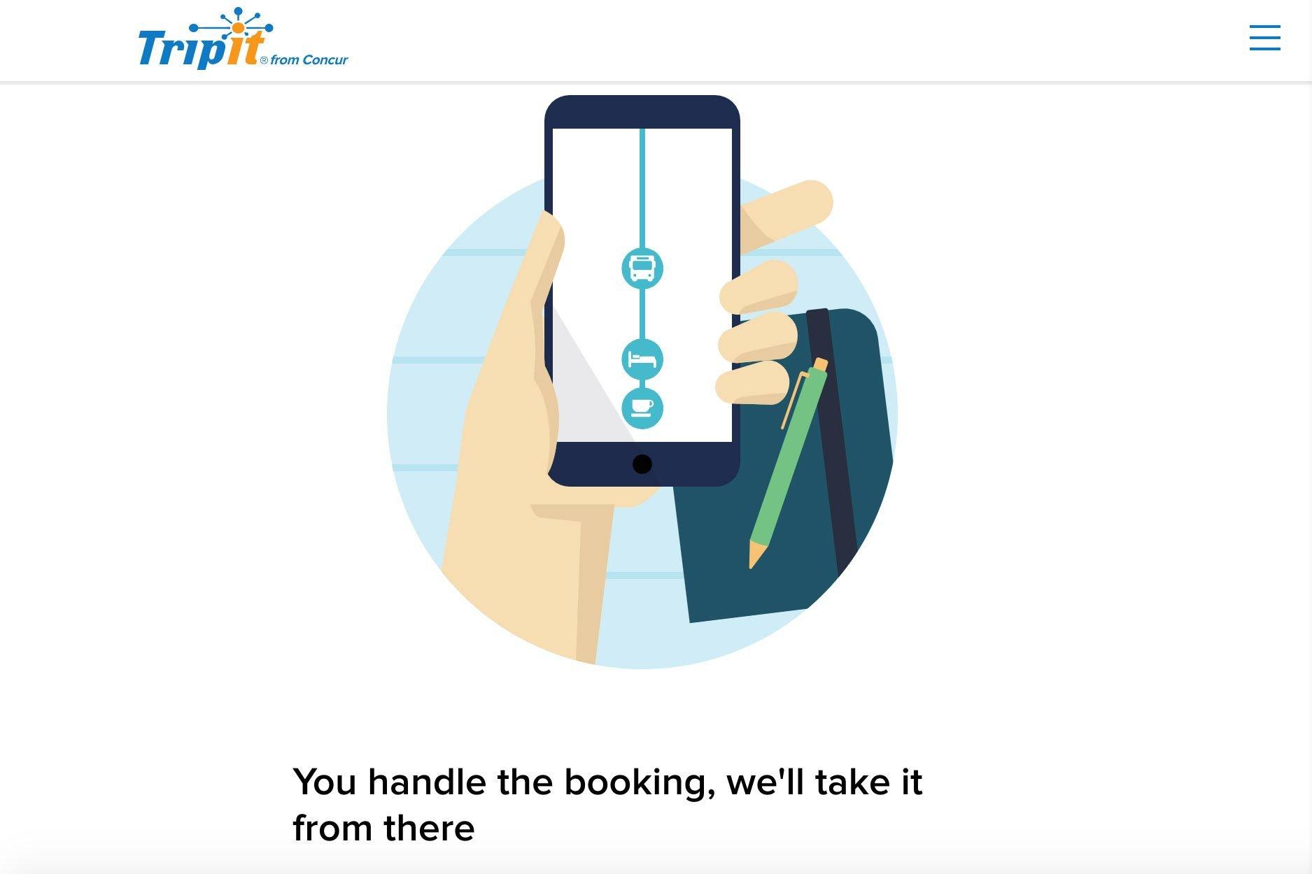 travel agent trip it
