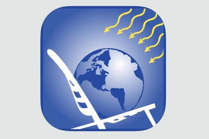 uv ray app