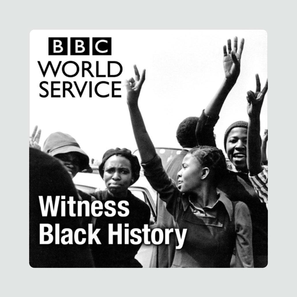 witness black history podcast