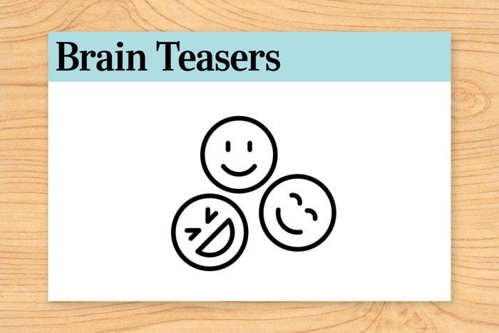 brain teasers illustration