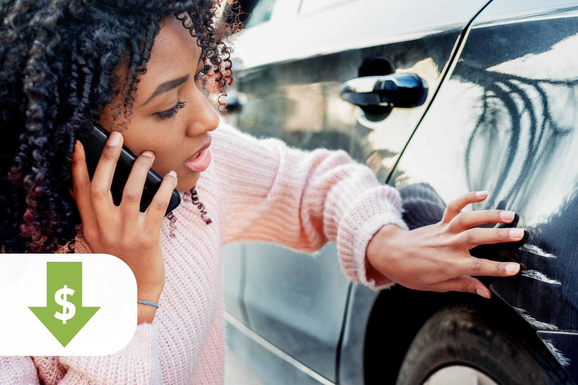Cheaper: car insurance