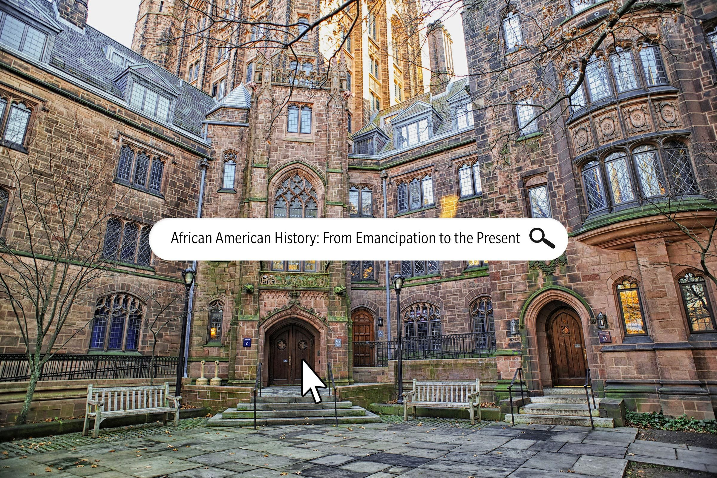 African American History: From Emancipation to the Present (Yale University)