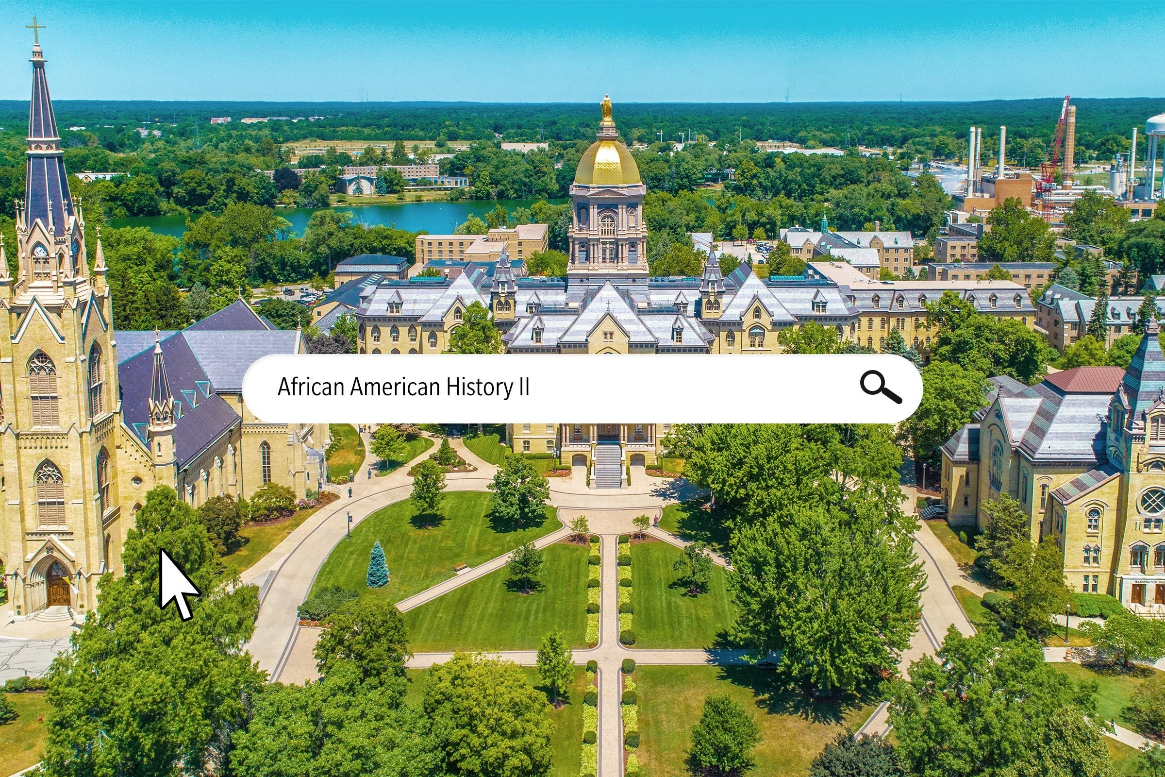 African American History II (Notre Dame)