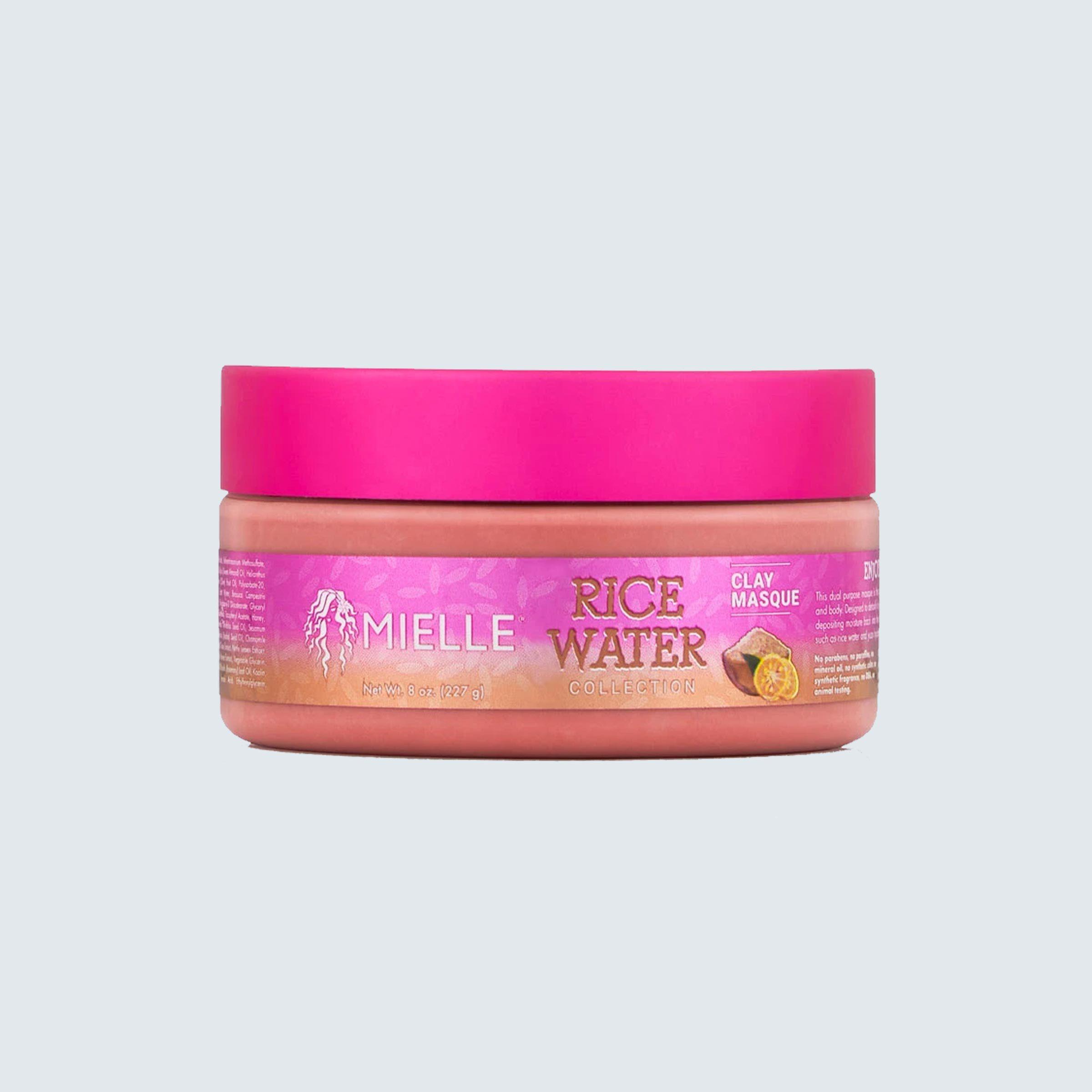 Mielle Organics Rice Water Clay Masque