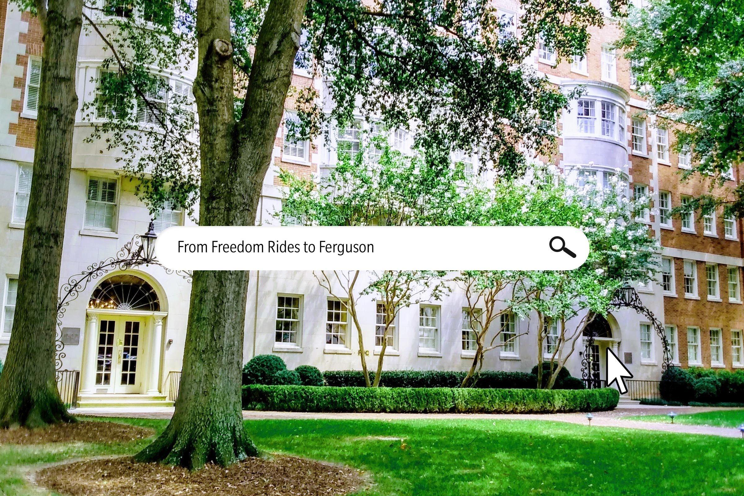 From Freedom Rides to Ferguson (Emory University)