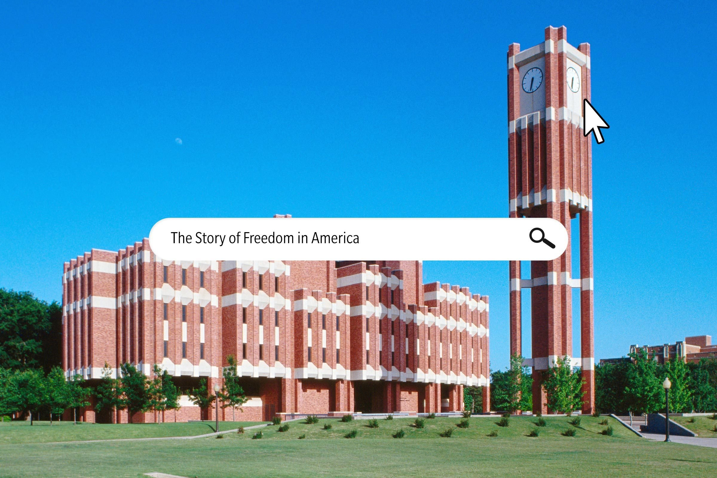 The Story of Freedom in America (University of Oklahoma)