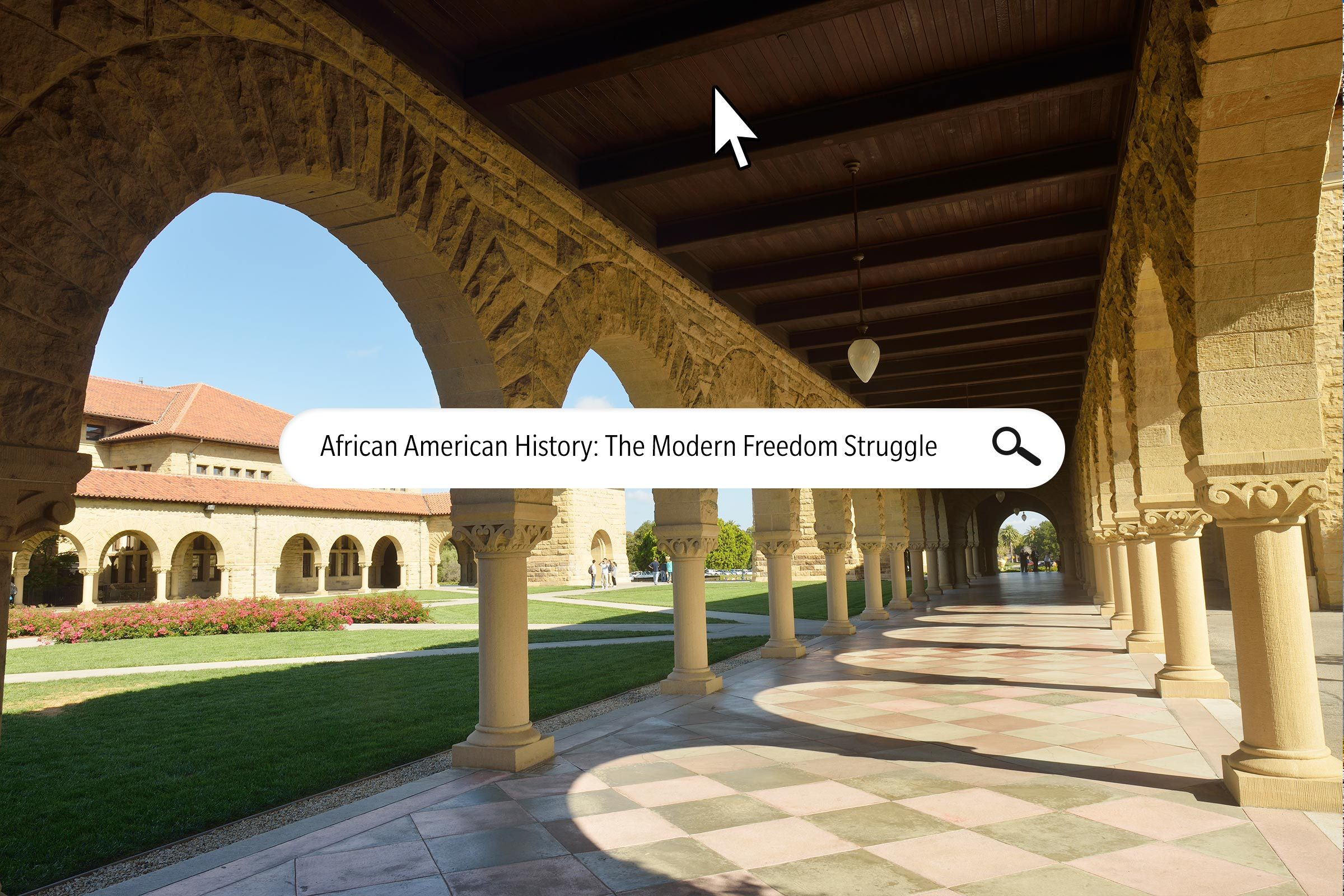 African American History: The Modern Freedom Struggle (Stanford University)