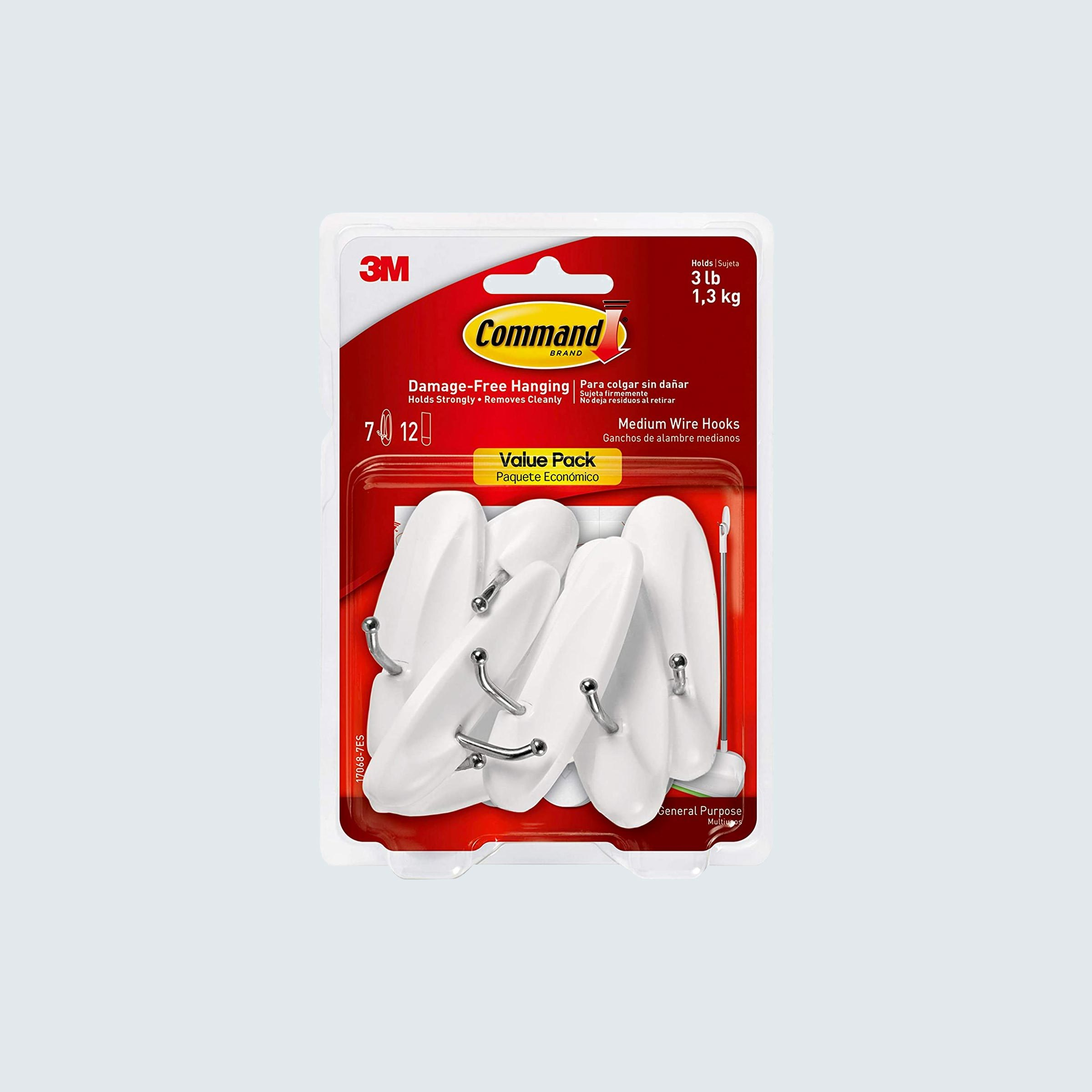 3M Command Wire Hooks