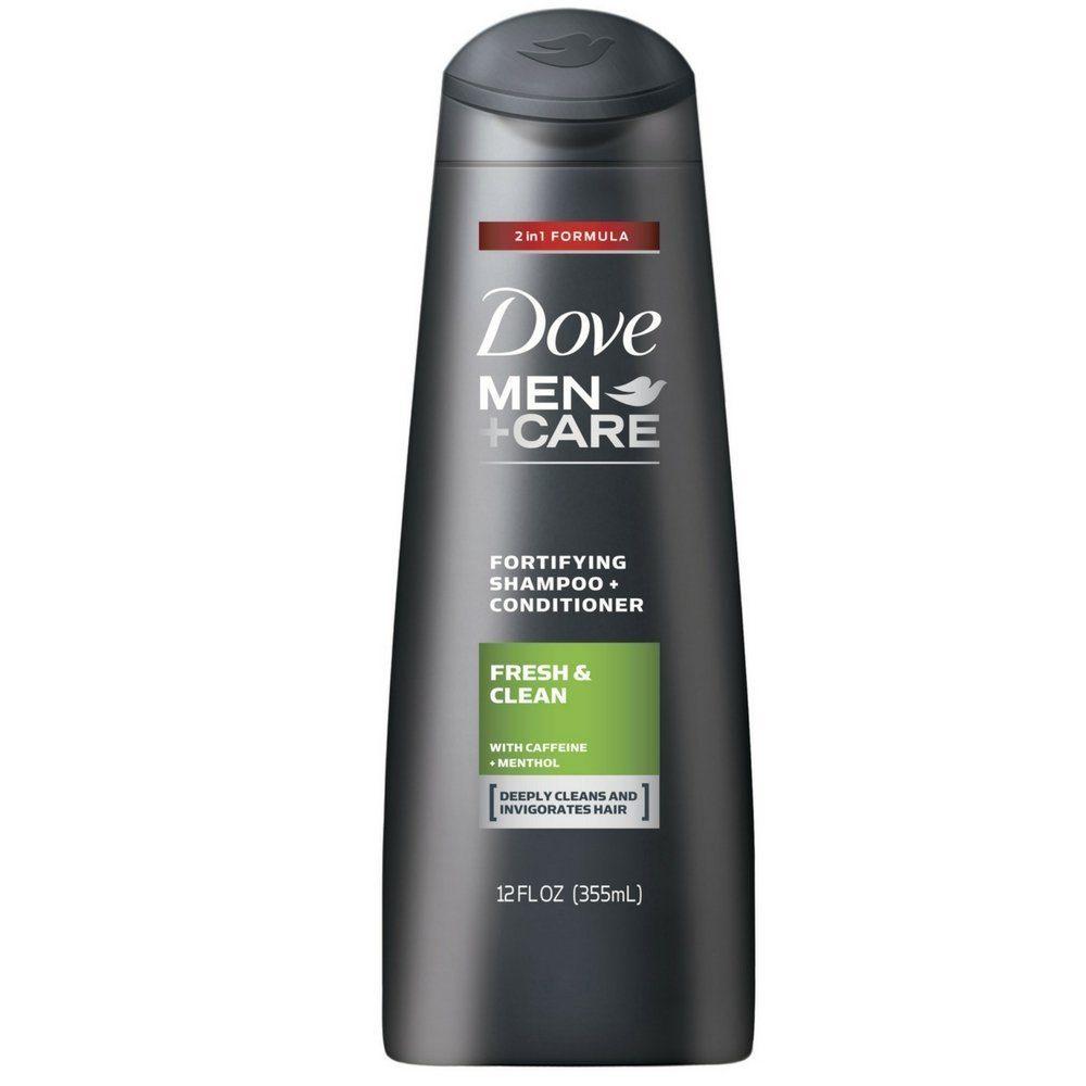 Dove Men + Care 2-in-1 Shampoo & Conditioner