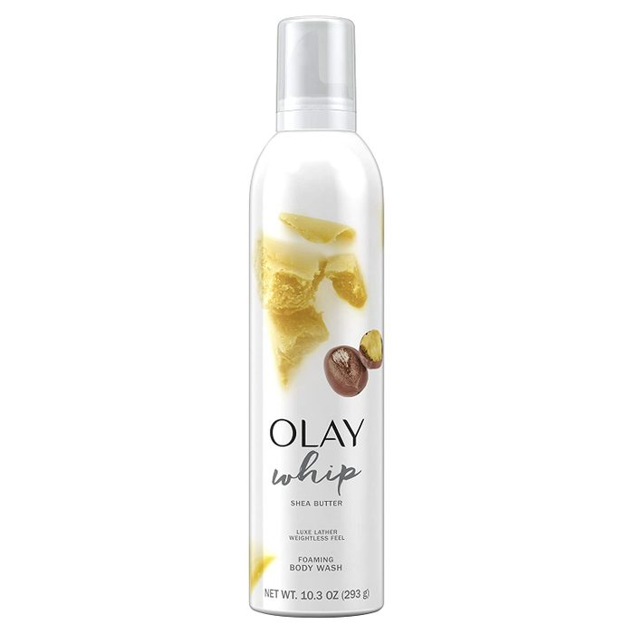 Olay Foaming Whip Body Wash